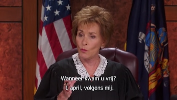 Judge Judy Afl. 4221