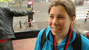 RTL Nieuws 40 Kilometer lopen voor hulp aan vluchtelingen
