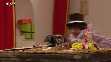 De Club Van Sinterklaas & De Jacht Op Het Kasteel Afl. 18