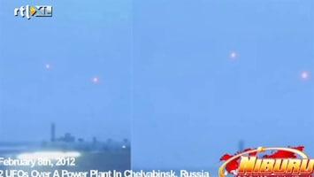 Editie NL 'Ufo' duikt op in Rusland