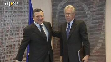 RTL Nieuws Italiaanse formateur Monti benoemd
