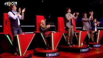 RTL Nieuws Voorproefje The Voice Of Holland seizoen 2