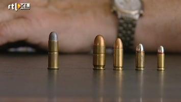 Editie NL Politiebaas wil zwaardere kogels