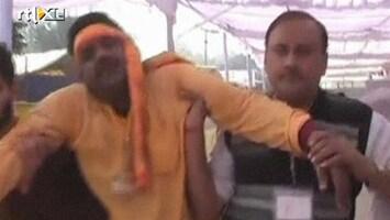 RTL Nieuws Doden en gewonden bij Hindoe-bijeenkomst