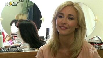 RTL Boulevard Met Wendy bij de making of: Ushi must marry