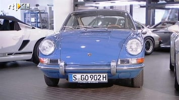 RTL Nieuws Porsche 911 bestaat 50 jaar