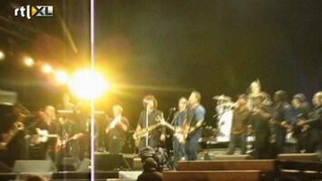 Editie NL Concert Springsteen ruw beeindigd door organisatie