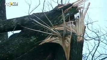 RTL Nieuws Reeks tornado's in Alabama