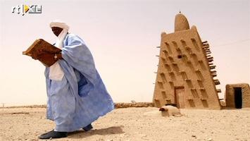 RTL Nieuws Nederland hielp bij redding Malinese manuscripten