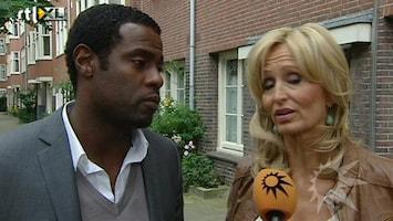 RTL Boulevard Bonje met de Buren met John en Natasja