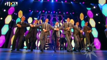 RTL Boulevard Joop van den Ende grijpt naast Tony Award