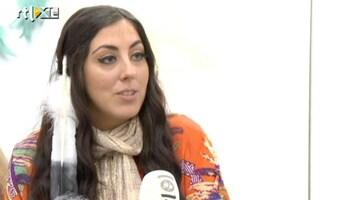 RTL Nieuws 'Ik hoopt dat songfestival Azerbaidzjan helpt'