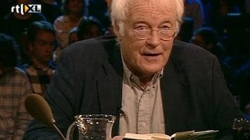 RTL Nieuws Dichter Rutger Kopland overleden