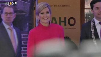 RTL Nieuws Koningin Máxima vandaag jarig