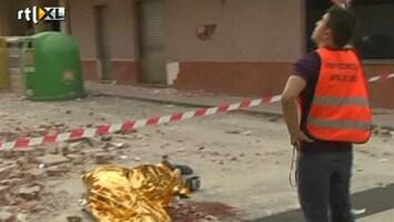 RTL Nieuws Dodental bevingen Spanje op 8