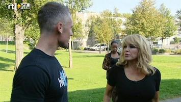 Diva's Draaien Door - Patricia Heeft Thuis Genoeg Beweging.