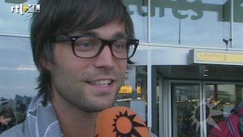 RTL Boulevard Jan Kooijman strijdt tegen HIV en AIDS