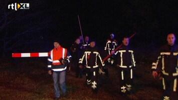 RTL Nieuws Veengebied in brand bij Vriezeveen