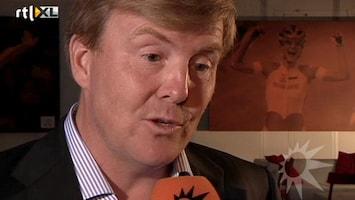 RTL Boulevard Willem-Alexander Geniet van de Olympische Spelen