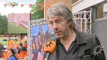 RTL Boulevard Ruud de Wild blikt terug op EK finale '88