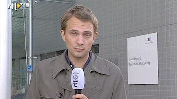 RTL Nieuws OM eist 2 jaar cel en tbs voor Joost W.