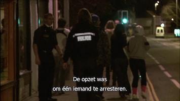 De Politie Op Je Hielen!