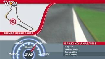 Rtl Gp: Formule 1 - Brakefacts Italië