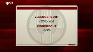 """Topchef Tegen Sterrenchef """"aflevering 1"""" - Afl. 30"""