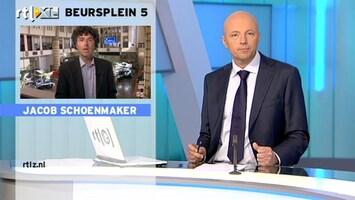 RTL Z Nieuws 12:00 Alles dat tegen zat voor aandelen vorig jaar zit nu mee