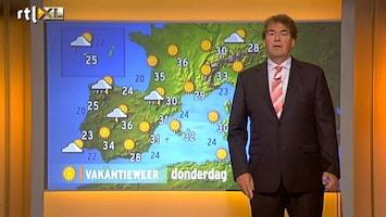 RTL Nieuws Vakantieweer: Volop zon in Europa
