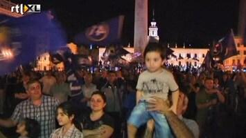 RTL Nieuws Spanning rond verkiezingen Georgië