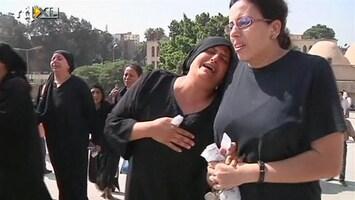 RTL Nieuws Nieuwe rellen in Caïro