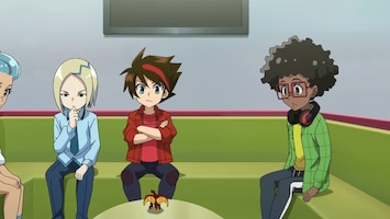Bakugan Battle Planet Afl. 63