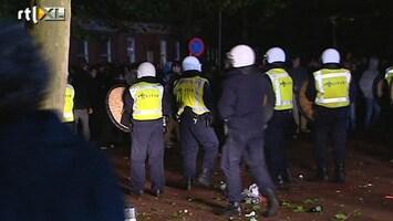 RTL Nieuws Bejaarde man gewond na rellen in Haren