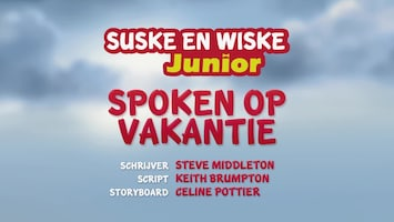Suske En Wiske Junior - Spoken Op Vakantie