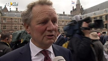 RTL Nieuws 'Droomstart voor koning zat er niet in'