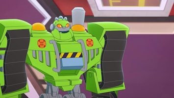Transformers Rescue Bots Academy Afl. 27