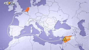 RTL Nieuws Syrië importeerde jarenlang glycol uit Nederland