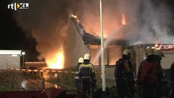 RTL Nieuws Dode bij brand in Muntendam