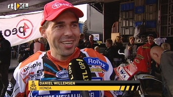 RTL GP: Dakar Pre-proloog Interview Daniel Willemsen