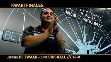 World Matchplay 2018 - dag 6
