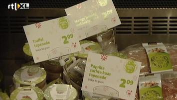 RTL Nieuws Drukte in supermarkten voor Pasen