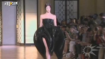 RTL Boulevard Iris van Herpen showt collectie bij Paris Fashion Week