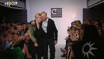 RTL Boulevard Johan Cruijff presenteert kledinglijn