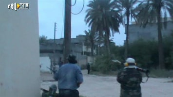RTL Nieuws Keiharde strijd in Misurata