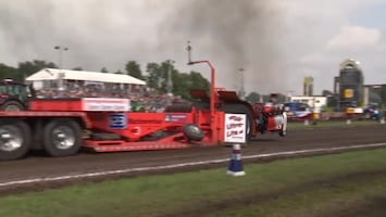 Truck & Tractor Pulling Made