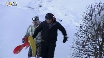 Oh Oh Tirol Sleetje rijden met Sterretje en Matsoe Matsoe