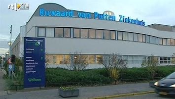 RTL Nieuws Zeven aangiftes tegen Ruwaard-ziekenhuis