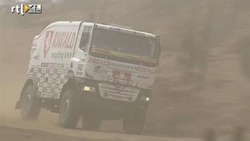 Rtl Gp: Dakar 2012 - Dag 15: De Trucks