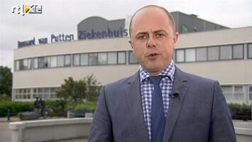 RTL Nieuws 'Ongerusthied om basisziekenhuis Ruwaard'